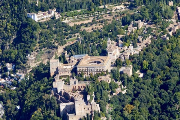 Alhambra Aerea