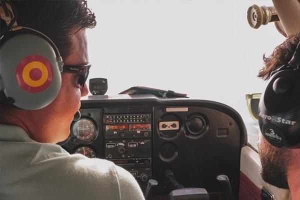 Pilotos Aerea